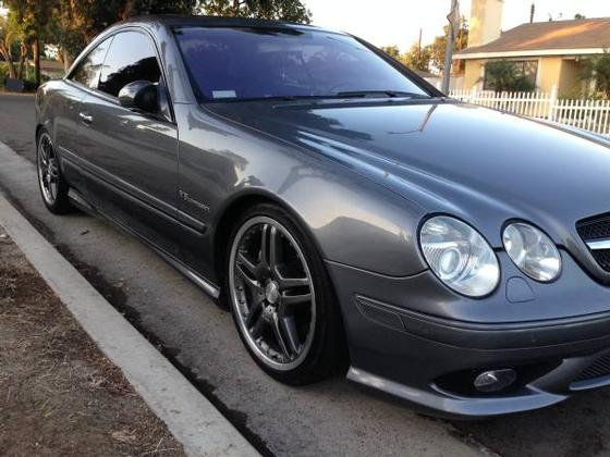 2005 Mercedes Benz Cl Class Cl55 Amg For Sale In North Hollywood Ca