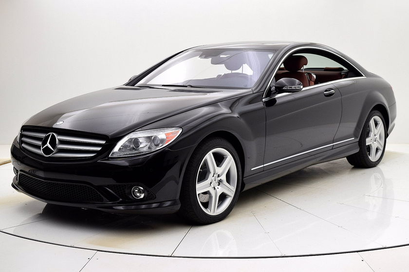 2009 Mercedes-Benz CL-Class CL55 AMG:24 car images available