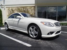 2009 Mercedes-Benz CL-Class CL550 4Matic:12 car images available