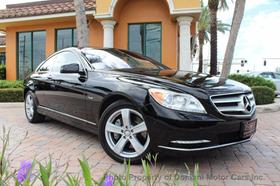 2012 Mercedes-Benz CL-Class CL550 4Matic:24 car images available