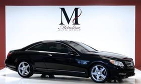 2011 Mercedes-Benz CL-Class CL550 4Matic:24 car images available