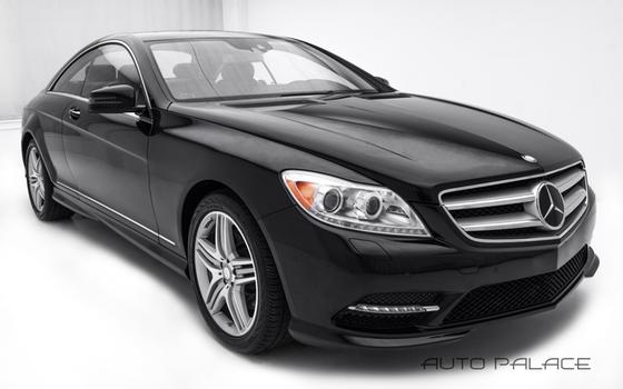2013 Mercedes-Benz CL-Class CL550 4Matic:24 car images available