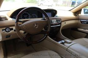 2014 Mercedes-Benz CL-Class CL550 4Matic