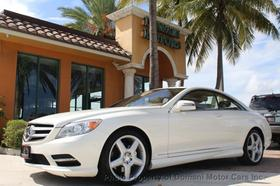 2014 Mercedes-Benz CL-Class CL550 4Matic:24 car images available