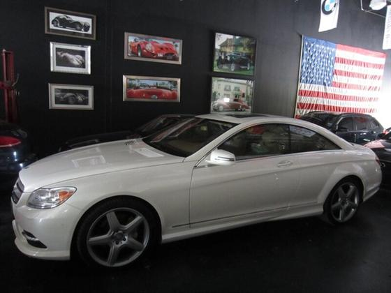 2014 Mercedes-Benz CL-Class CL550 4Matic:22 car images available