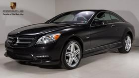 2013 Mercedes-Benz CL-Class CL550:23 car images available