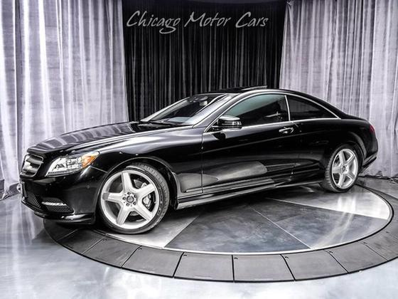 2014 Mercedes-Benz CL-Class CL550:24 car images available