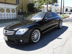 2008 Mercedes-Benz CL-Class CL550:24 car images available