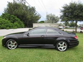 2008 Mercedes-Benz CL-Class CL550:17 car images available