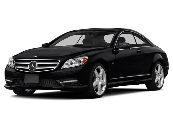 2013 Mercedes-Benz CL-Class CL550 : Car has generic photo