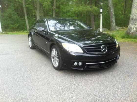2008 Mercedes-Benz CL-Class CL600:4 car images available
