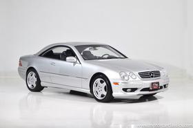 2002 Mercedes-Benz CL-Class CL600:24 car images available