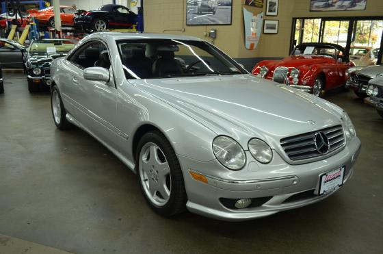2002 Mercedes-Benz CL-Class CL600:9 car images available