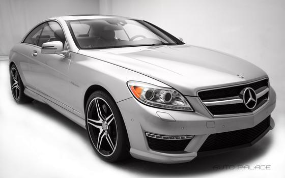 2012 Mercedes-Benz CL-Class CL63 AMG:24 car images available