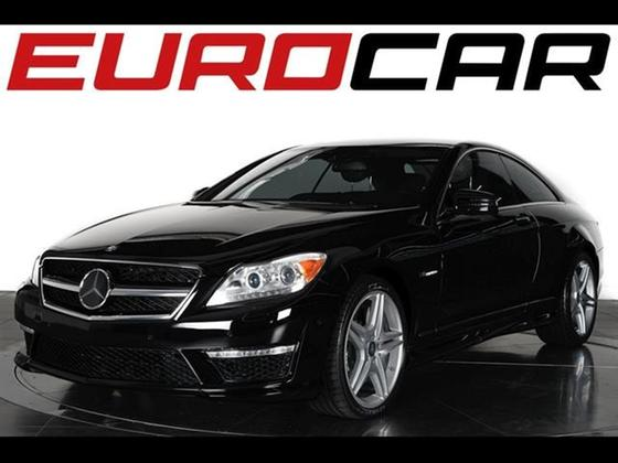 2013 Mercedes-Benz CL-Class CL63 AMG:24 car images available
