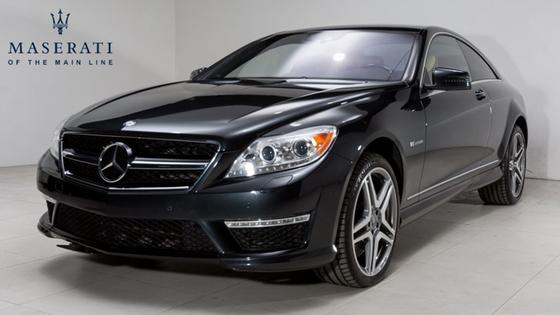 2013 Mercedes-Benz CL-Class CL63 AMG:22 car images available
