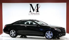 2009 Mercedes-Benz CL-Class CL63 AMG:24 car images available