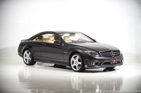 2010 Mercedes-Benz CL-Class CL63 AMG:24 car images available
