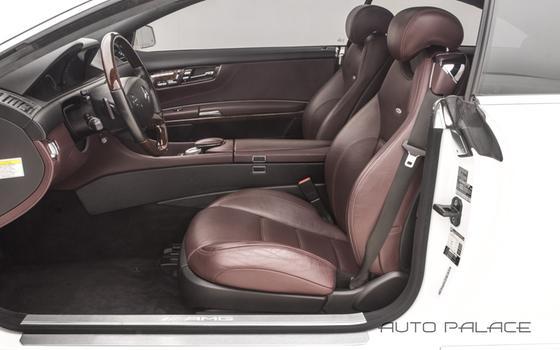 2013 Mercedes-Benz CL-Class CL63 AMG