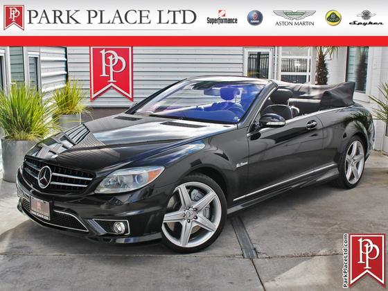 2008 Mercedes-Benz CL-Class CL63 AMG:24 car images available