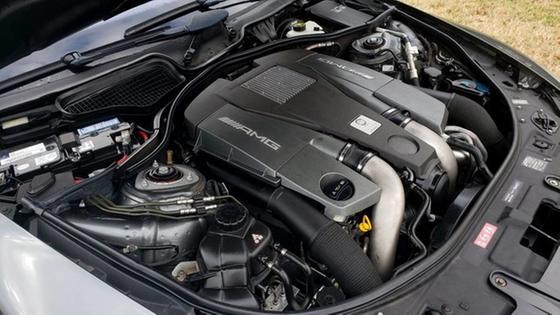 2012 Mercedes-Benz CL-Class CL63 AMG