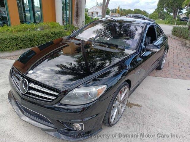 2008 Mercedes-Benz CL-Class CL63 AMG:18 car images available