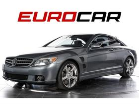 2009 Mercedes-Benz CL-Class CL65 AMG:24 car images available