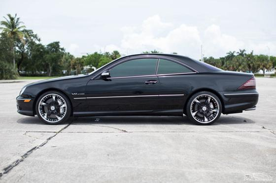 2005 Mercedes-Benz CL-Class CL65 AMG:24 car images available