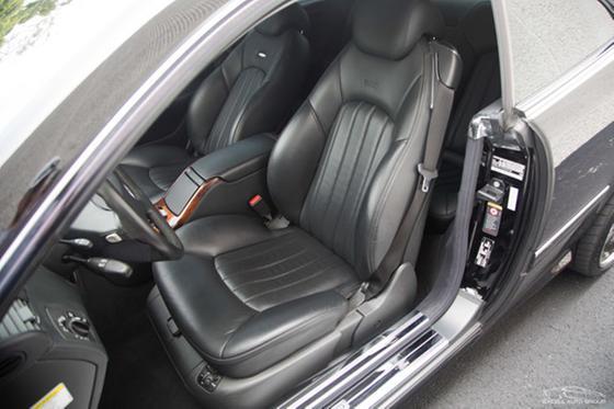 2005 Mercedes-Benz CL-Class CL65 AMG
