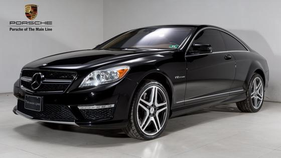 2012 Mercedes-Benz CL-Class CL65 AMG:23 car images available