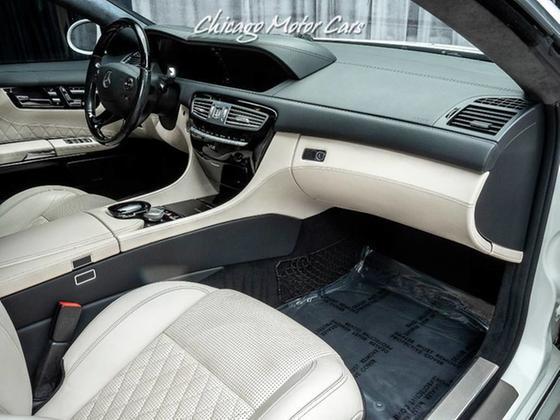 2008 Mercedes-Benz CL-Class CL65 AMG