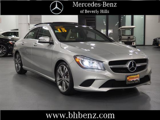 2015 Mercedes-Benz CLA-Class :19 car images available
