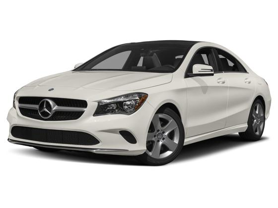 2018 Mercedes-Benz CLA-Class  : Car has generic photo