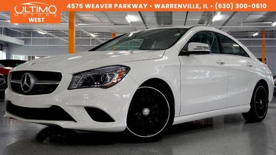 2014 Mercedes-Benz CLA-Class :24 car images available