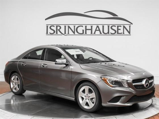 2016 Mercedes-Benz CLA-Class CLA250 4Matic:23 car images available