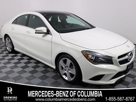 2016 Mercedes-Benz CLA-Class CLA250 4Matic:15 car images available