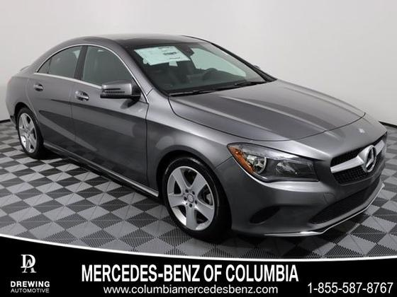 2017 Mercedes-Benz CLA-Class CLA250 4Matic:15 car images available