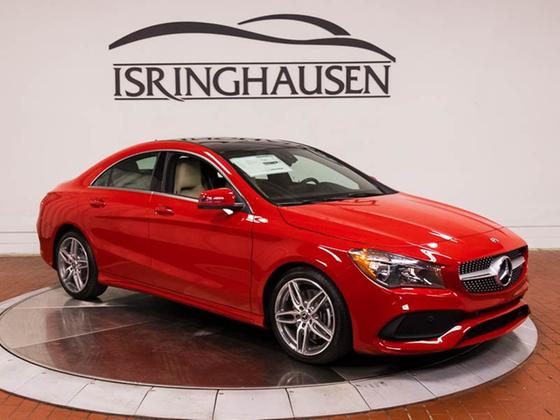 2018 Mercedes-Benz CLA-Class CLA250 4Matic:19 car images available