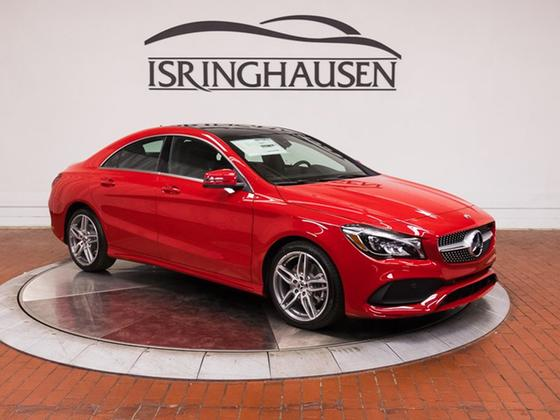 2018 Mercedes-Benz CLA-Class CLA250 4Matic:24 car images available