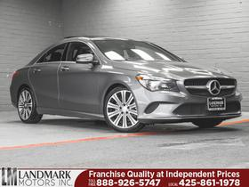 2017 Mercedes-Benz CLA-Class CLA250 4Matic:24 car images available