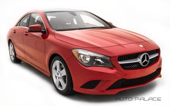 2015 Mercedes-Benz CLA-Class CLA250 4Matic:24 car images available