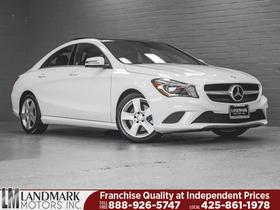 2016 Mercedes-Benz CLA-Class CLA250 4Matic:24 car images available