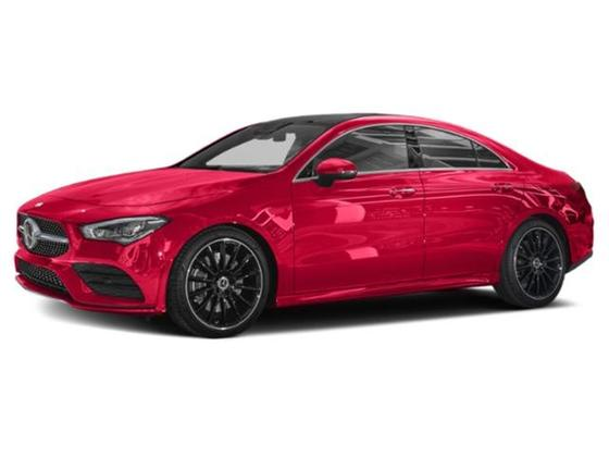 2020 Mercedes-Benz CLA-Class CLA250 4Matic : Car has generic photo