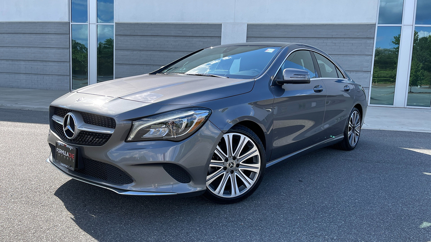 2019 Mercedes-Benz CLA-Class CLA250 4Matic:24 car images available