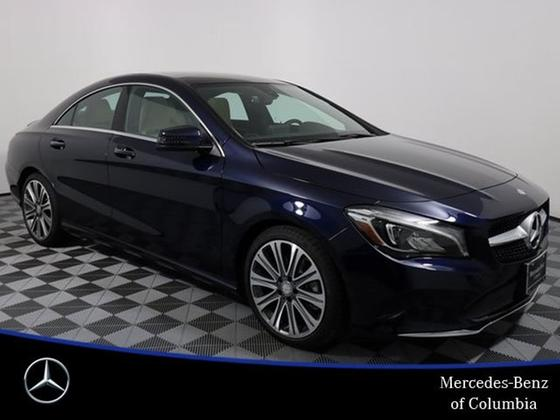 2017 Mercedes-Benz CLA-Class CLA250:16 car images available