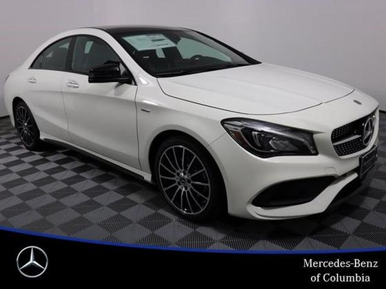 2018 Mercedes-Benz CLA-Class CLA250:17 car images available
