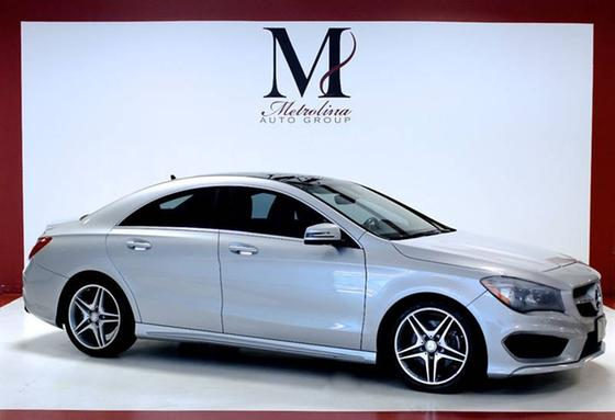 2014 Mercedes-Benz CLA-Class CLA250:24 car images available