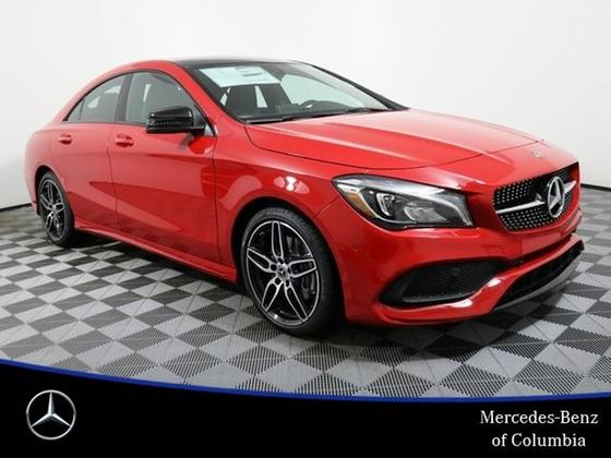 2018 Mercedes-Benz CLA-Class CLA250:19 car images available
