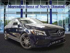 2018 Mercedes-Benz CLA-Class CLA250:16 car images available