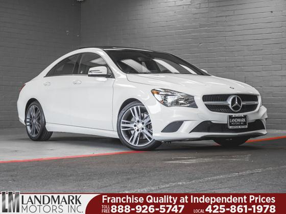 2015 Mercedes-Benz CLA-Class CLA250:24 car images available